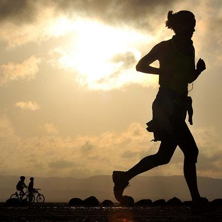 Come arrivare a correre un'ora